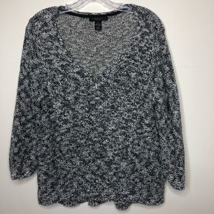 Style & Co | Crochet Top | Large